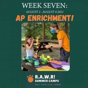 WEEK SEVEN_ AP ATHLETES!